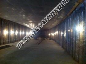 Устройство  закрытой  рампы  (тоннеля)