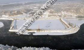 Нижне-Бурейская ГЭС. Амурская область