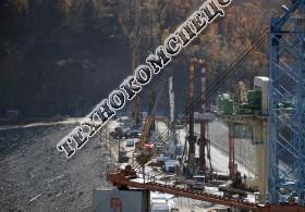 Нижне-Бурейская ГЭС.